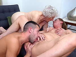 A 3some sex goes extremely wild...