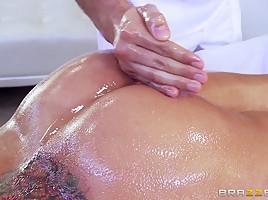 In massaging peta brazzers...