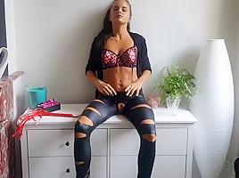 Sarah lombardi nackt pussy