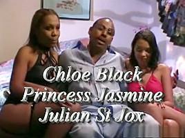 Incredible pornstars princess jasmin and threesomes scene...