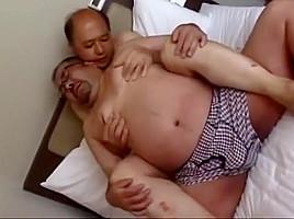 Girl in horny jav video...