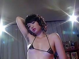 Model saeko kimishima high heels...