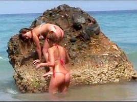 Bikinis...