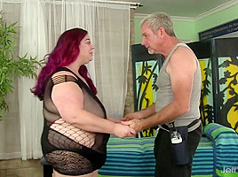 Raunchy for fat floozy miss ladycakes...