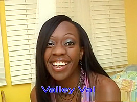 Valley val in incredible sex movie...