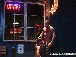 Two dick minimum xxx video michael roman falconstudios...