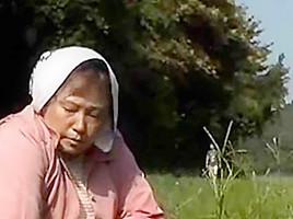 Matured farmer wife...