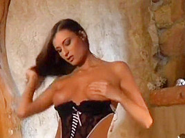 Louise exotic facial movie...