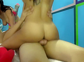 Naughty and have some fun guliana alexis and...