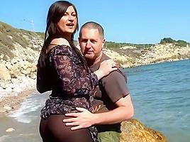 Spanish chubby girl...