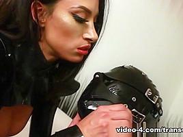 Natalie mars in bondage with mistress tangent transerotica...