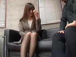 Crazy Japanese slut Mio Sawaki in Horny Couple JAV movie