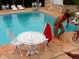Crazy drills pool...
