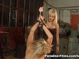 Lea lexis adriana russo in bondage paradise films...