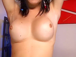 Erika backester gets juice on his nice tits...