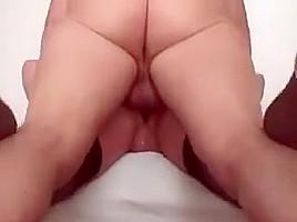 Crosdresser gets fucked guy very nice clip...