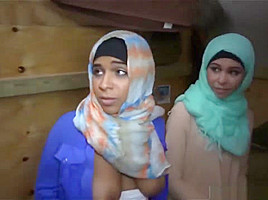 Two muslim babes and girl arab operation pussy...