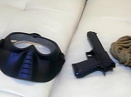 Ninja bondage part 1...