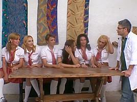 Schoolgirls...