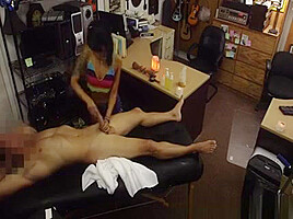 Pawn shop massage into full service...