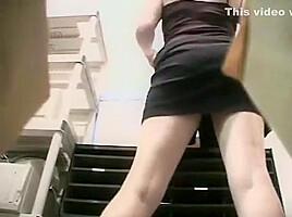 Upskirt...