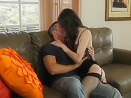 Angry wife makes fuck and get fucked...