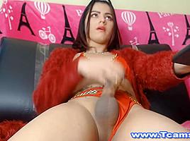 Got pleasure by cock...