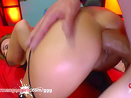 Two sexy get big dick satisfaction million...