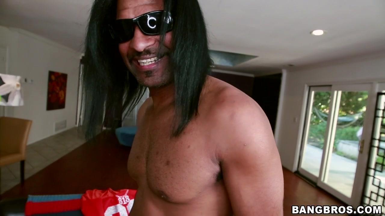 Chanel Preston Loves Big Black Dicks - MonstersOfCock