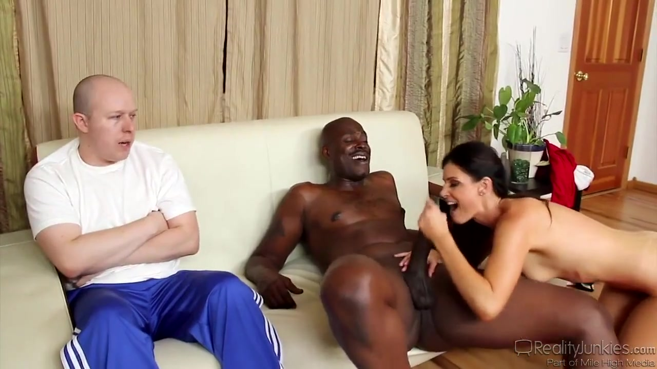 His Girl Dreams About Black Prick - India Summer