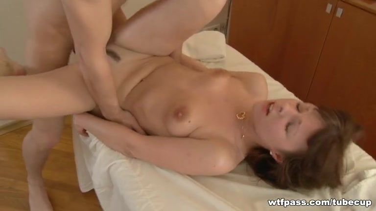 Sex massage session with Cum discharged