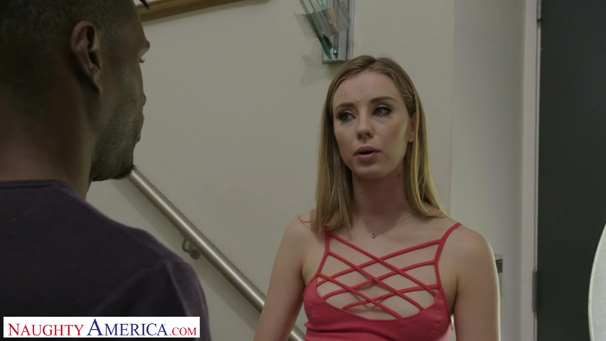 Erika Grace (Haley Reed) fucks to protect her brother - bigcockbully