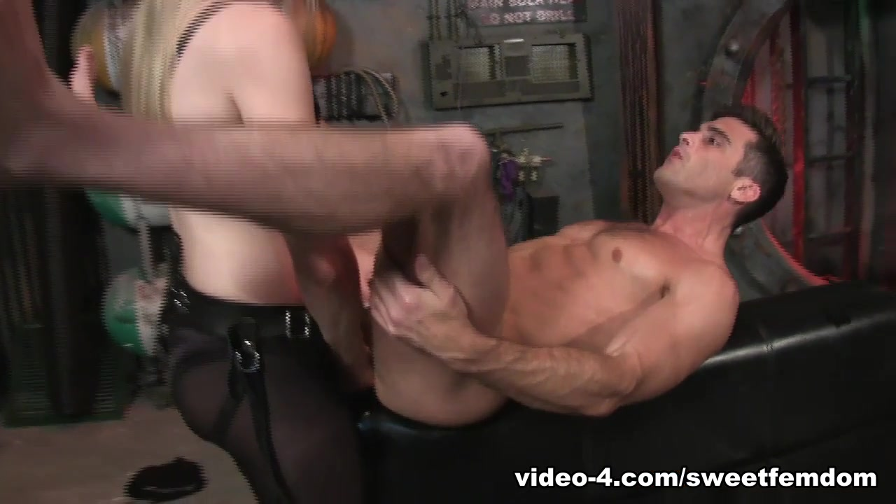 Lance Hart & Riley Reyes in Villain Realty Pegging - SweetFemdom