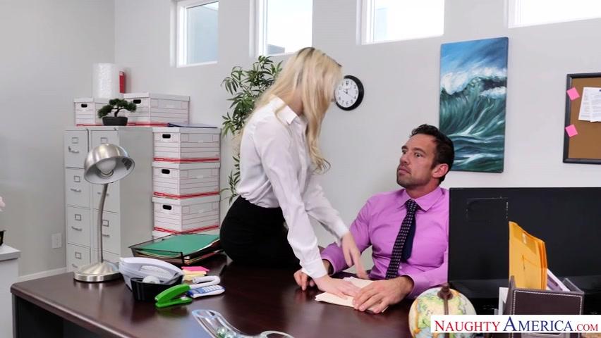Kenna James Fucks Her Boss - naughtyoffice