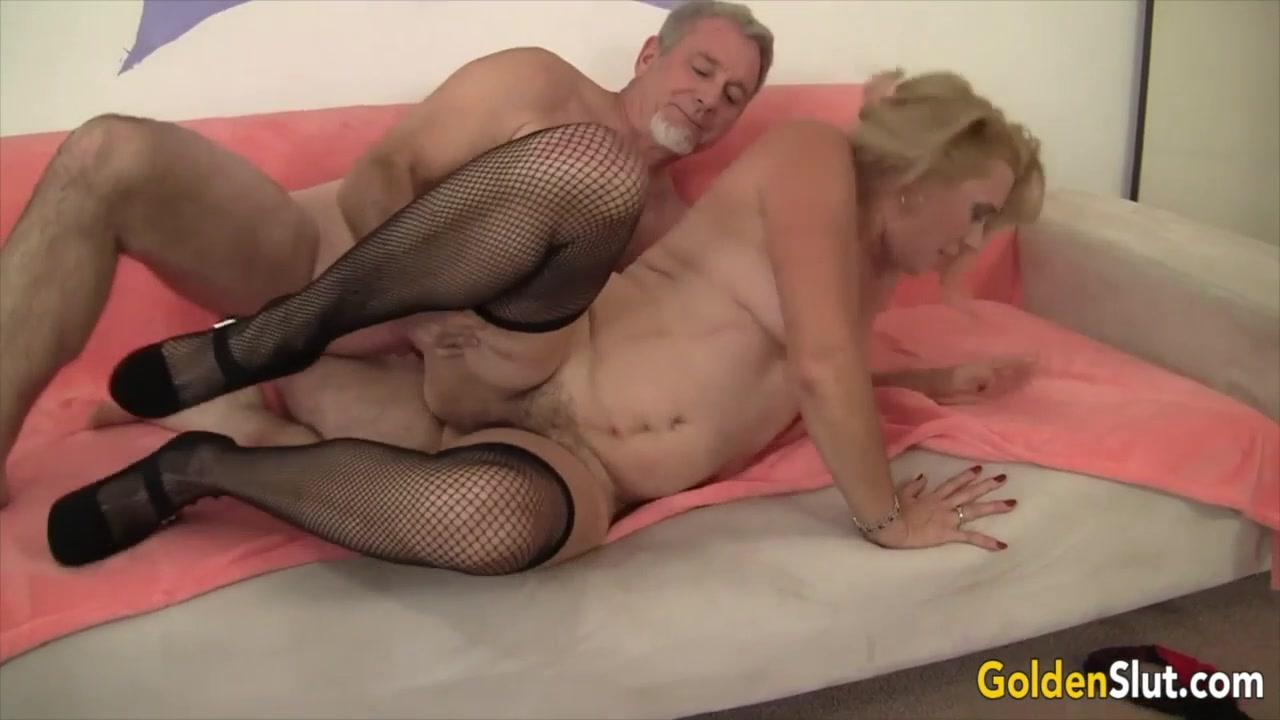 Golden Slut - Older Blondes Love a Good Drilling Compilation