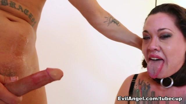 Eden Alexander,Ike Diezel in Throat Fucks #05, Scene #08