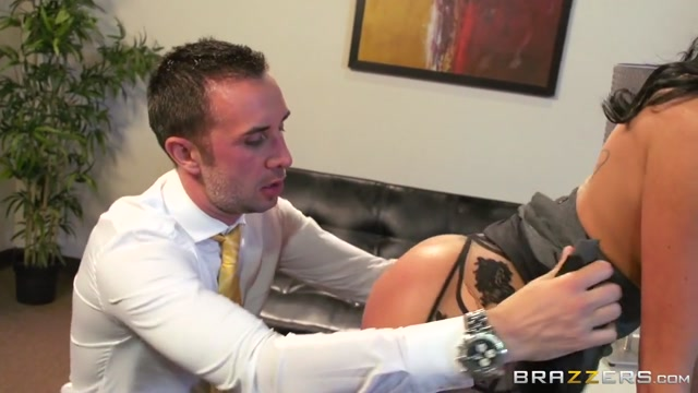 Big Tits at Work: Secretary Seduction. Breanne Benson, Keiran Lee