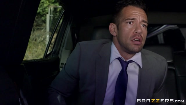 August Taylor & Johnny Castle in Shagging the Chauffeur - Brazzers