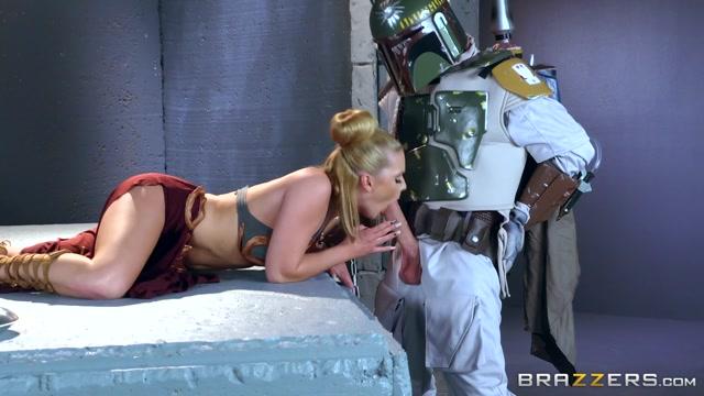 Abby Cross & Danny D in Star Whores: Princess Lay XXX Parody - Brazzers