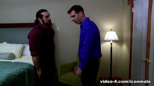 Tony Salerno & Jaxton Wheeler in Sugar Daddies 3, Scene 01 - IconMale