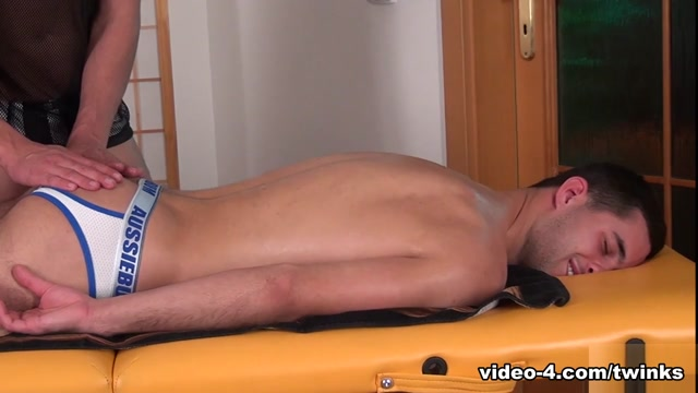 Nick Gill and Stanley Falls - TwinksInShorts