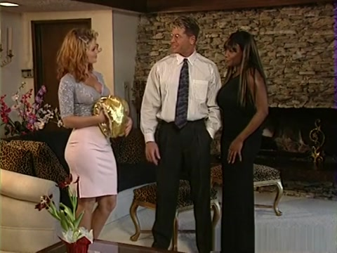 Amazing pornstar Barett Moore in horny big tits, blonde sex clip