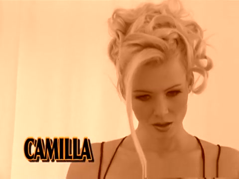 Best pornstars Camilla Krabbe and Sabrina White in exotic blonde, anal sex clip