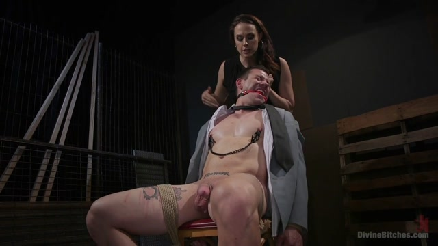 Chanel Preston & Reed Jameson in Chanel Preston Takes Payment From Reed Jameson In Painful Installments - DivineBitches