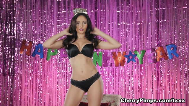 Ariana Marie in Happy New Years From Ariana - CherryPimps
