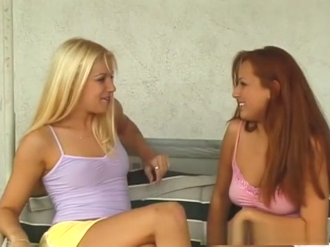 Exotic pornstars Holly Stevens and Dani Woodward in hottest tattoos, outdoor adult scene