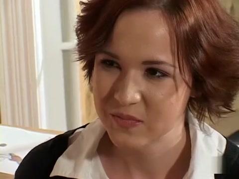 Best pornstar Anna Belle in crazy redhead, blowjob adult clip
