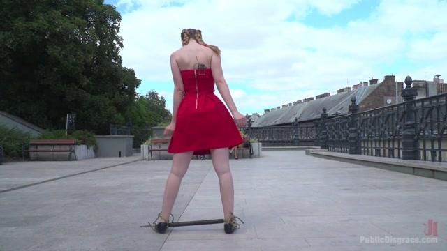 Busty Stella Cox Loves Getting Fucked In Public - PublicDisgrace