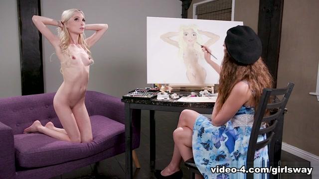Piper Perri & Katrina Jade & Elena Koshka in Showcases: Piper Perri - 2 Scenes in 1 - GirlsWay