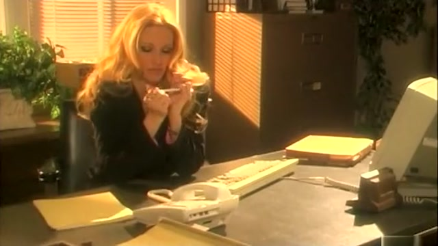 Fabulous pornstar Jessica Drake in horny facial, blonde sex movie